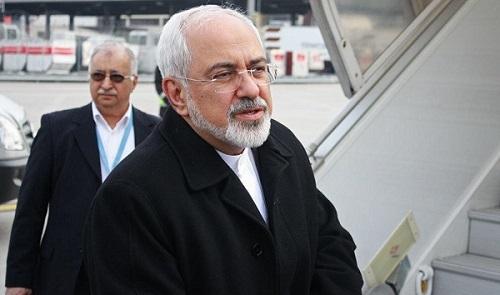سفر سرنوشت ساز ظریف به تهران