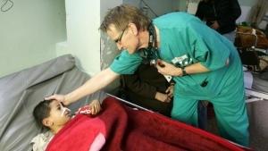 یک پزشک در غزه: اسراییل ترور سیستماتیک را تمرین می کند