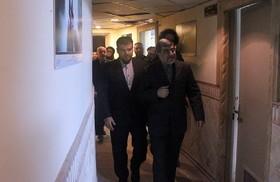 وزیر ارشاد به جشنواره تئاتر فجر رفت