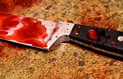 دامادکشی با ضربات چاقو
