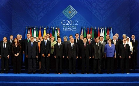 G20 چیست؟