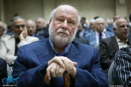 حضور یادگار امام و شخصیت های سیاسی در منزل مرحوم دکتر حبیبی