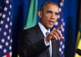 دیدار اوباما با رهبران یهودی درباره توافق هسته ای