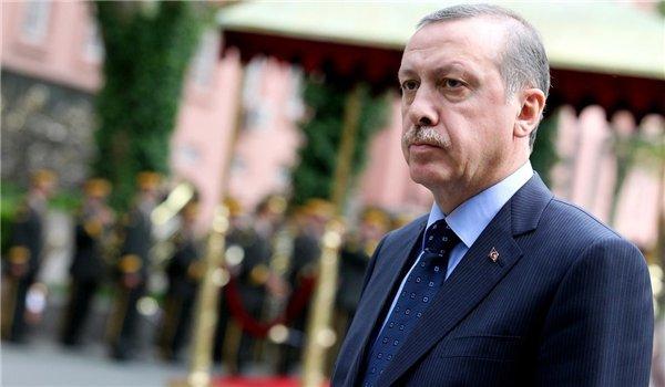 """اردوغان: آمریکا از """"تفاله های"""" پ.ک.ک حمایت می کند/ مردم موصل را رها نمی کنیم"""