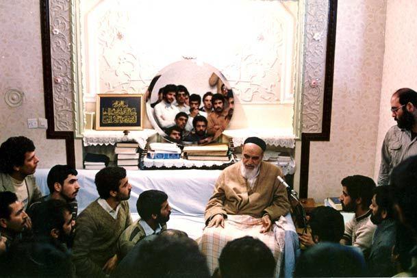 ماجرای انتخاب رزمنده ها برای دیدار با امام