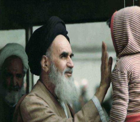 امام خمینی، سلام