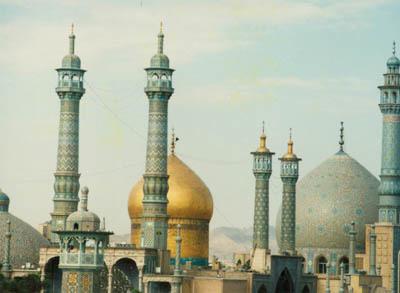 امام خمینی هر روز به حرم حضرت معصومه(س) مشرف می شدند