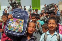 خیران یک هزار و ۵۰۰ بسته آموزشی به دانش آموزان گچساران هدیه کردند