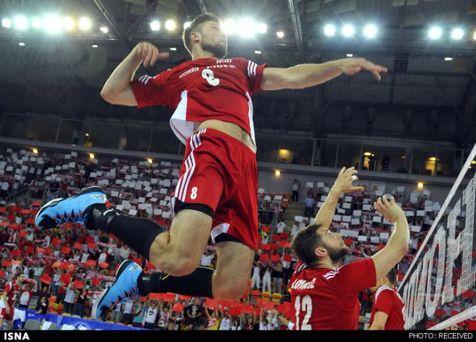 آمار FIVB و قدرت بازیکنان لهستان