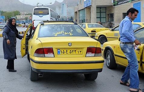 نوسازی ۱۰ هزار تاکسی معطل امضای ایران خودرو!