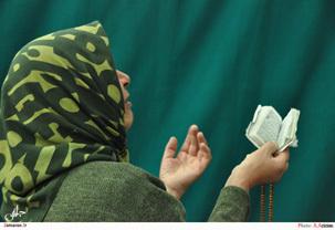 دعای پرفیض کمیل در حرم مطهر حضرت امام خمینی(س)