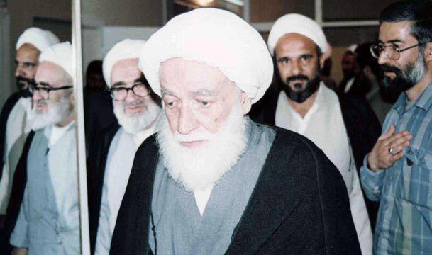 آیت الله شیخ ابوالحسن شیرازی، نخستین امام جمعه منصوب امام در شهر مشهد