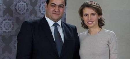 محافظ شخصی همسر رییس جمهوری سوریه ترور شد