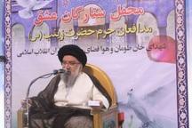 عمر چهل ساله ، نشان از کارآمدی نظام اسلامی دارد
