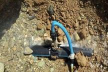 820 انشعاب غیر مجاز آب در روستاهای قزوین شناسایی شد
