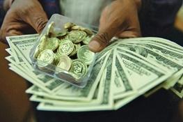 سقوط قیمتها در بازار طلا و سکه/ آخرین تحولات ارز در بازار