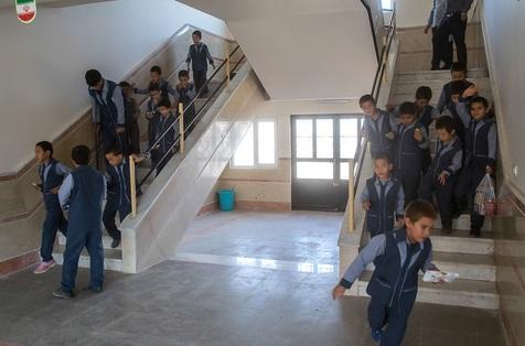 اجرایی شدن طرح امین در ۱۹۰۰ مدرسه