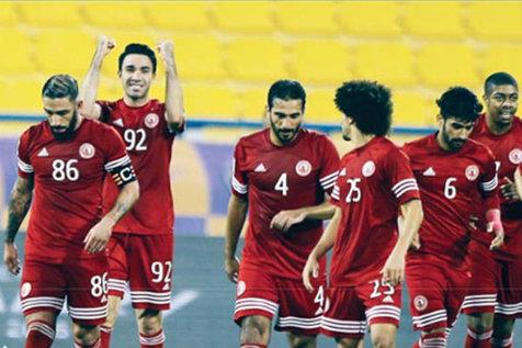 نکونام، گنج پنهان تیم العربی مقابل صدرنشین قطر