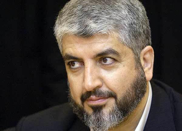 خالد مشعل: از ایران سپاسگزاریم
