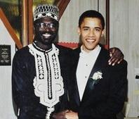 حراج نامه اوباما به برادرش