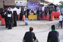 یک میلیون زائر اربعین حسینی در موکب های یزد پذیرایی  شدند