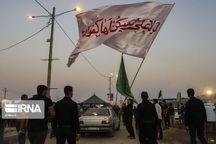 شمار مشتاقان پیادهروی اربعین در سمنان از ۲۹ هزار نفر گذشت