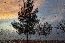 احتمال بارش باران در ارتفاعات قزوین