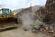 اجرای حکم تخریب 3 طبقه از هتل آرینا در شمیرانات