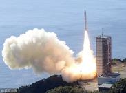 پرتاب شهابسنگ مصنوعی به فضا از سوی ژاپنی ها