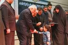 تجلیل از خانواده شهدای مدافع حرم مازندران با حضور معاون رئیس جمهوری