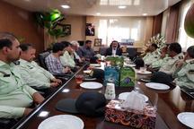 فرماندار ورامین : تلاش دولت افزایش احساس امنیت در جامعه است