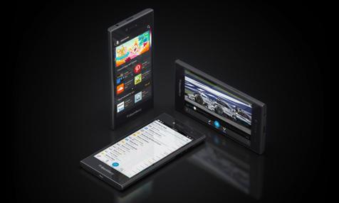 معرفی یک اسمارت فون تمام لمسی بلک بری که صفحه کلید ندارد!