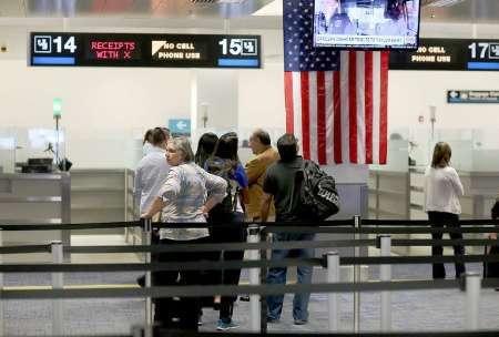 طرح واشنگتن برای بررسی اطلاعات حساب شخصی متقاضیان ورود به خاک آمریکا