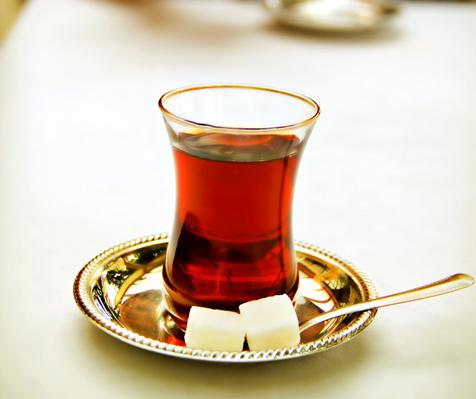 قبل از خواب چای ننوشید