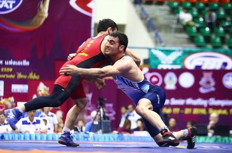 میثم نصیری: تا قبل از رقابتهای آسیایی فرصت اثبات خودم را نداشتم