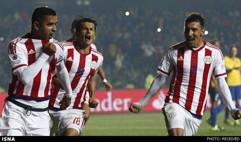 پیروزی پاراگوئه جان یک نفر را گرفت!