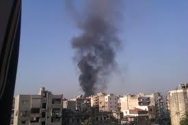 635 کشته در حمله شیمیایی در اطراف دمشق