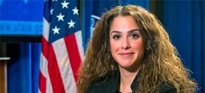 یک زن ایرانی سخنگوی وزارت خارجه آمریکا شد +تصاویر