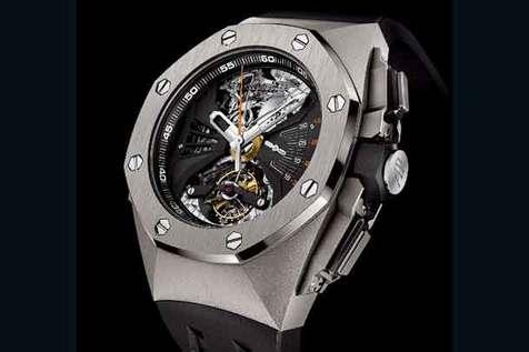 """جدیدترین تکنولوژی ساعت، در نمایشگاه """" دو لا اوت"""" سوئیس"""