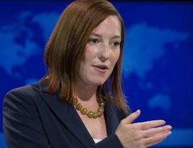 جن ساکی: نگرانی های ما در مورد کمک ایران به عراق تغییری نکرده است