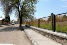 پروژه دیوارسنگی و نردهگذاری رودخانه نواب به مرحله پایانی رسید