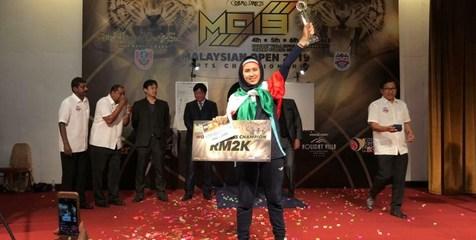 قهرمانی لژیونر دارت ایران در مسابقات آزاد جهانی/ رحمانی با اقتدار قهرمان شد