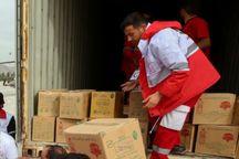 محموله 2 میلیارد ریال کمک غیرنقدی از کردستان به پلدختر ارسال شد