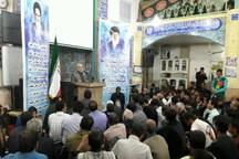 همایش استکبار ستیزی در یزد برگزار شد