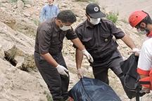 جوان فسایی بر اثر سقوط از کوه جان باخت
