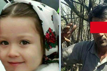 حکم کیفرخواست قاتل دختر بچه آق قلایی صادر شد