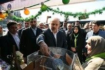 استاندار گلستان در جشن نیکوکاری شرکت کرد