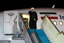 منتخب تصاویر حضور حسن روحانی در ترکیه