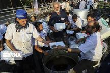 ۲۵۰ هزار نفر در قالب طرح ضیافت علوی در خوزستان اطعام شدند