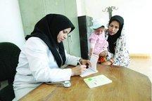 چهار هزار بیمار در بیمارستان شهدا سرپل ذهاب ویزیت شدند